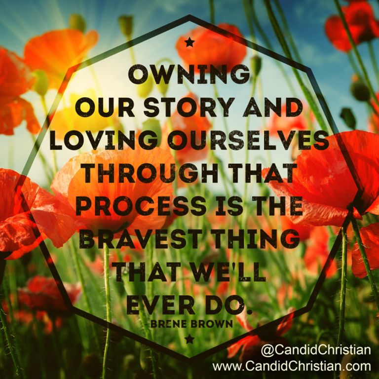Brene-Brown - Owning our Story