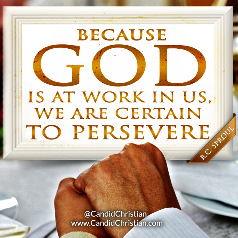God is at Work in Us
