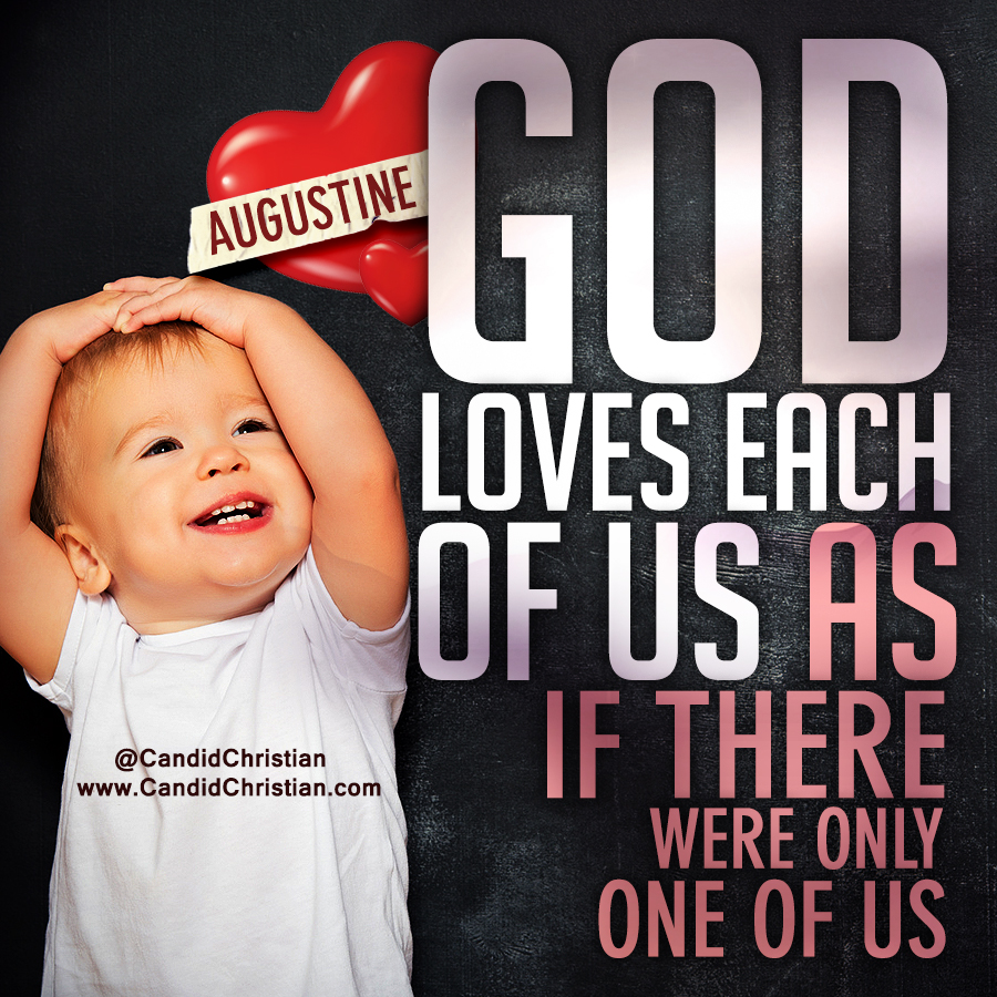 God Loves Each of Us