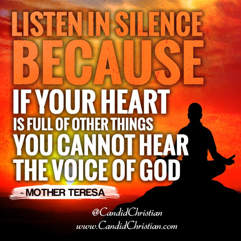 listen-in-silence
