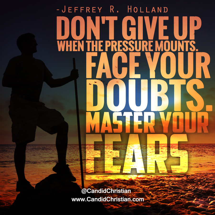 Master Your Fears