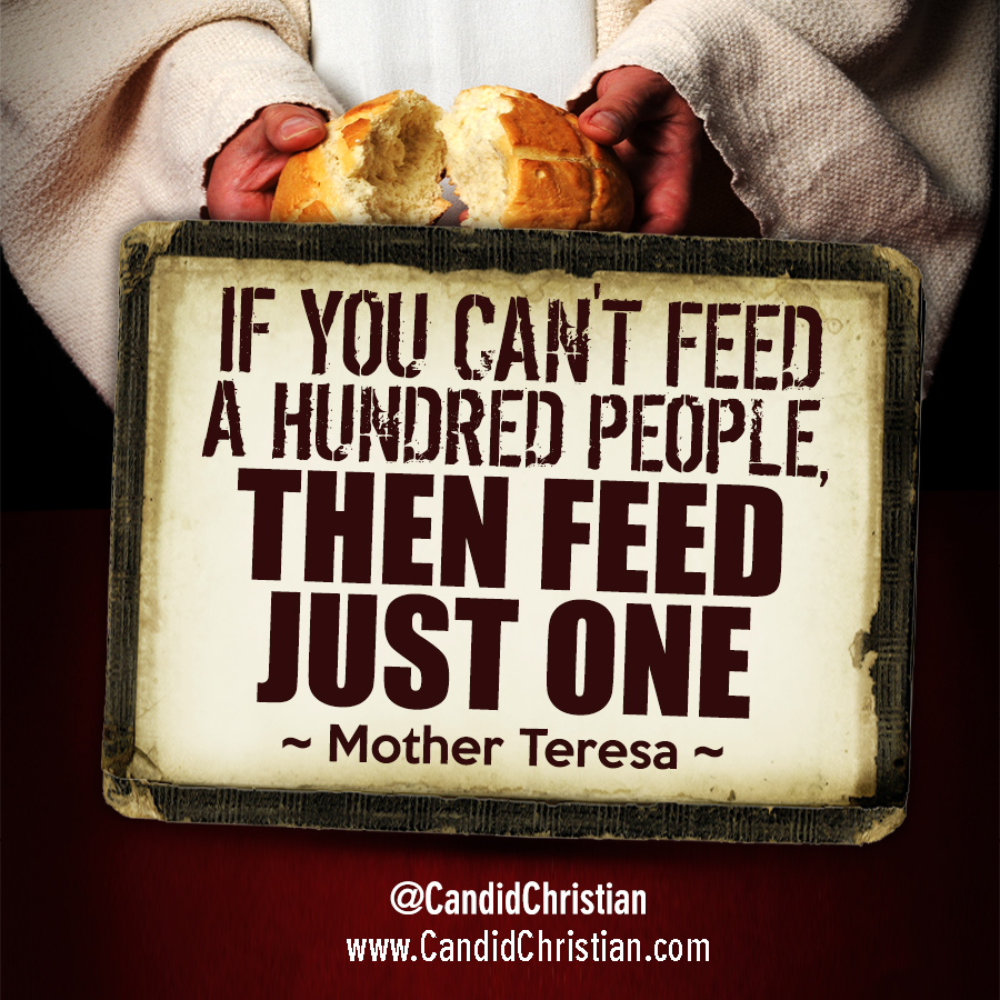 If You Can't Feed a Hundred People